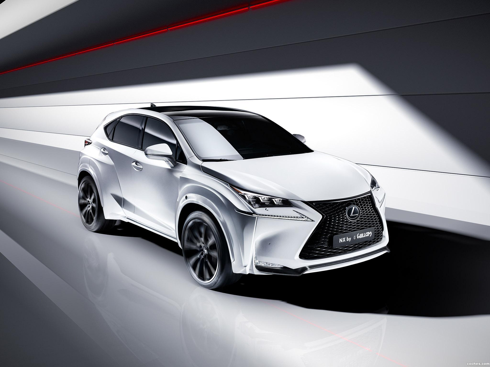 Foto 0 de Lexus NX 200T by Will I Am 2014