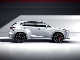 Ver foto 4 de Lexus NX 200T by Will I Am 2014