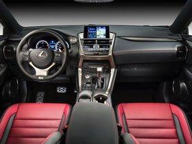 Ver foto 26 de Lexus NX 200t F-Sport 2014