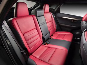 Ver foto 25 de Lexus NX 200t F-Sport 2014