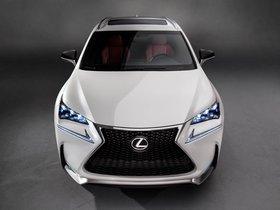 Ver foto 32 de Lexus NX 200t F-Sport 2014