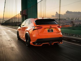 Ver foto 4 de Lexus NX 200t F Sport by 360 Elite Motorworks  2014
