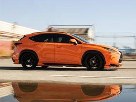 Ver foto 3 de Lexus NX 200t F Sport by 360 Elite Motorworks  2014