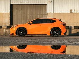 Ver foto 11 de Lexus NX 200t F Sport by 360 Elite Motorworks  2014