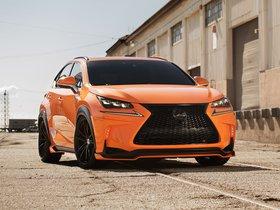 Ver foto 8 de Lexus NX 200t F Sport by 360 Elite Motorworks  2014