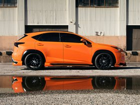 Ver foto 7 de Lexus NX 200t F Sport by 360 Elite Motorworks  2014