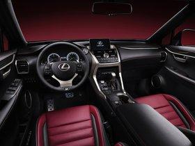 Ver foto 14 de Lexus NX 200t F-Sport 2014