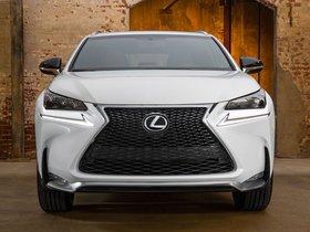 Ver foto 5 de Lexus NX 200t F-Sport 2014