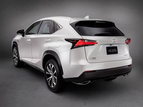 Ver foto 11 de Lexus NX 200t F-Sport 2014
