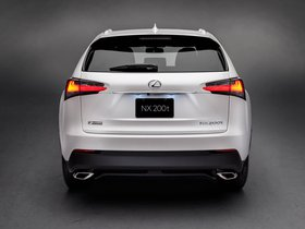 Ver foto 10 de Lexus NX 200t F-Sport 2014