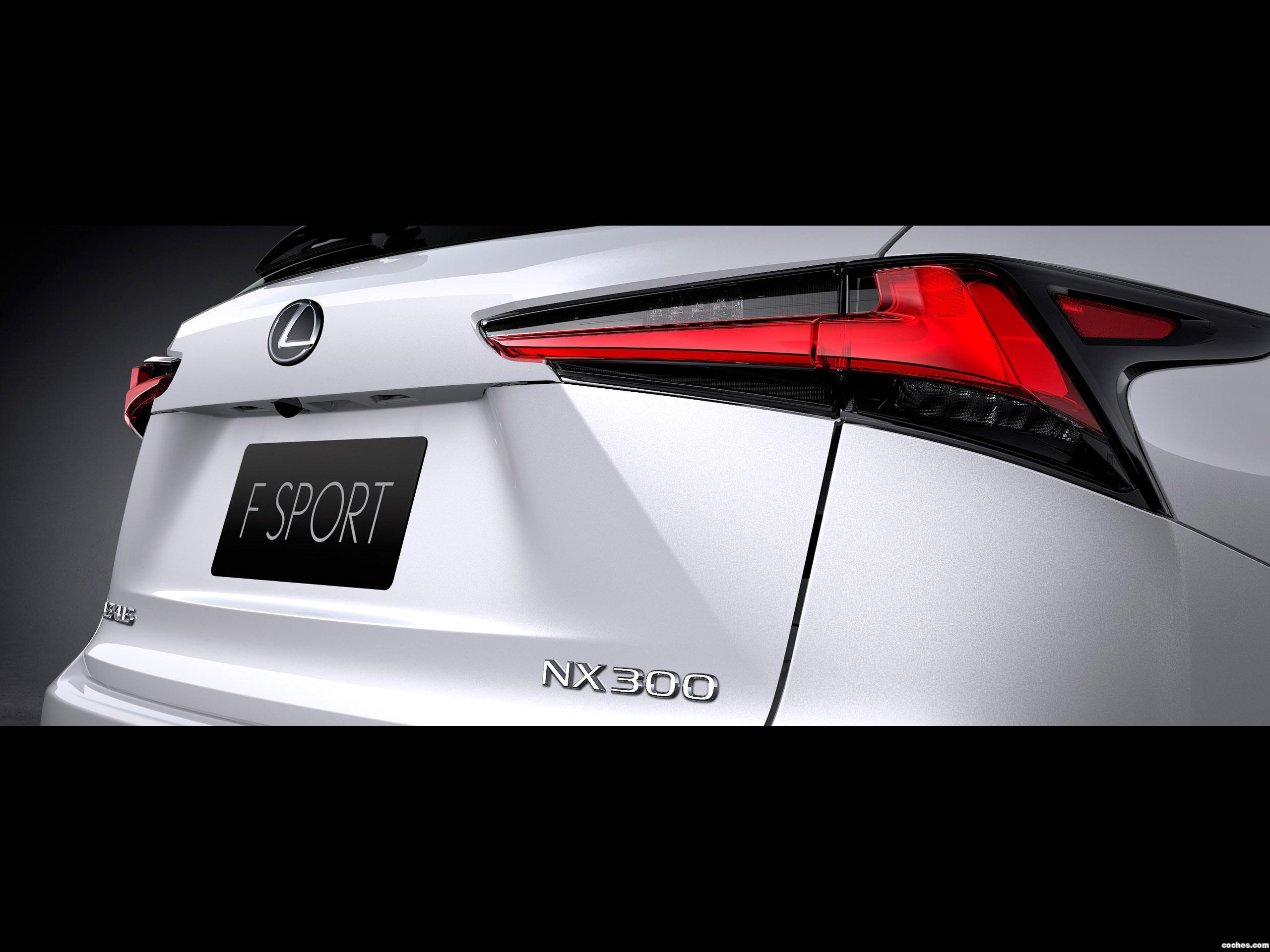Foto 9 de Lexus NX 300h F-Sport 2017