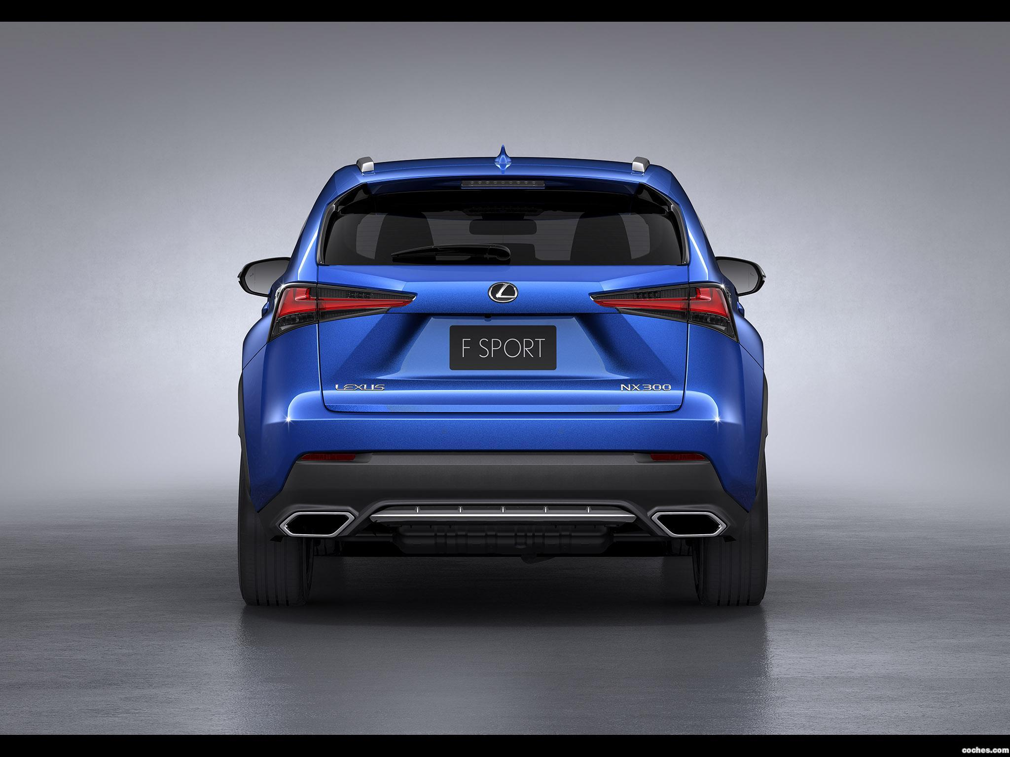 Foto 8 de Lexus NX 300h F-Sport 2017