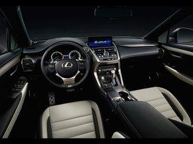 Ver foto 13 de Lexus NX 300h F-Sport 2017
