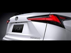 Ver foto 10 de Lexus NX 300h F-Sport 2017