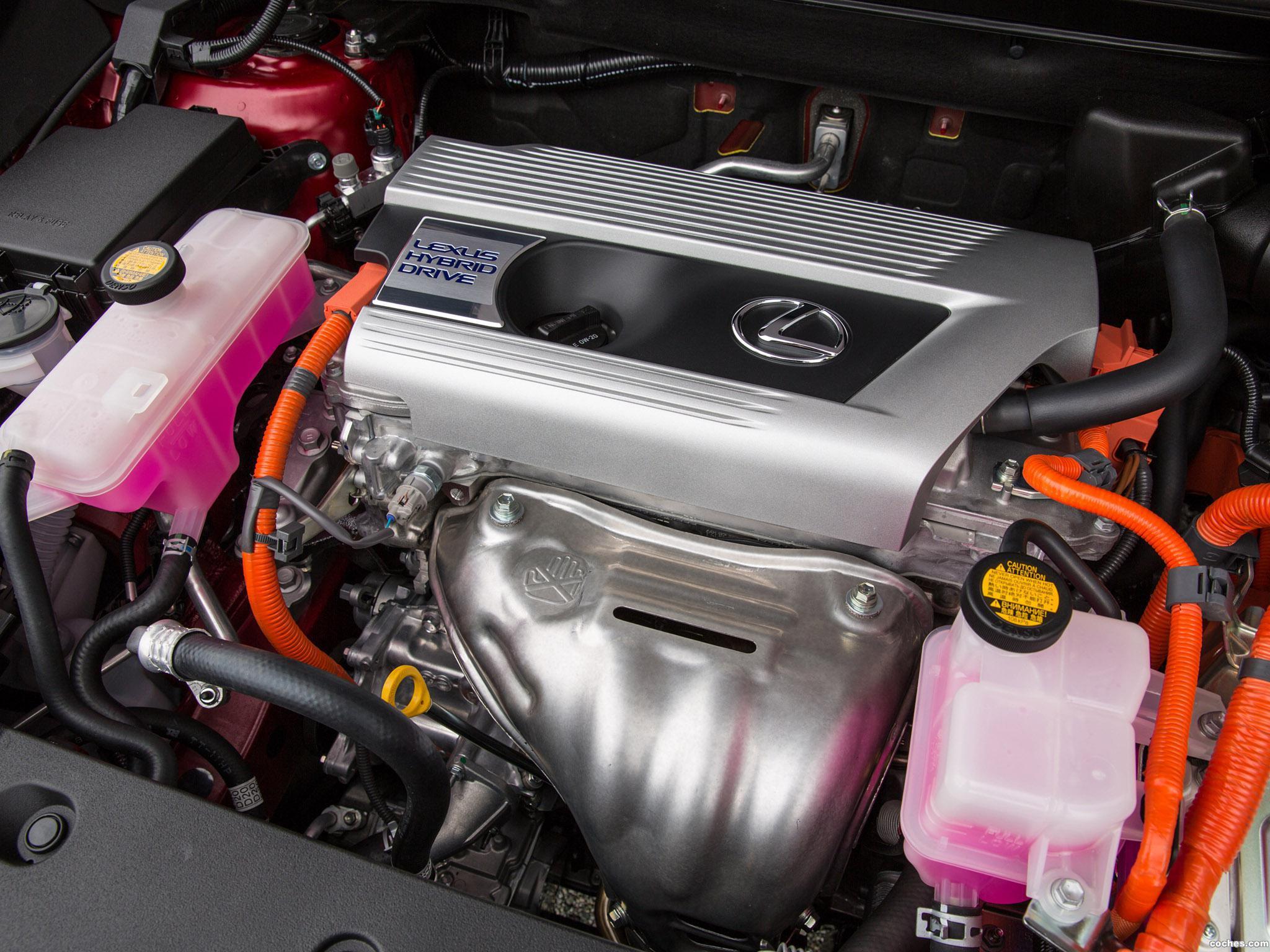 Foto 12 de Lexus NX 300h 2014