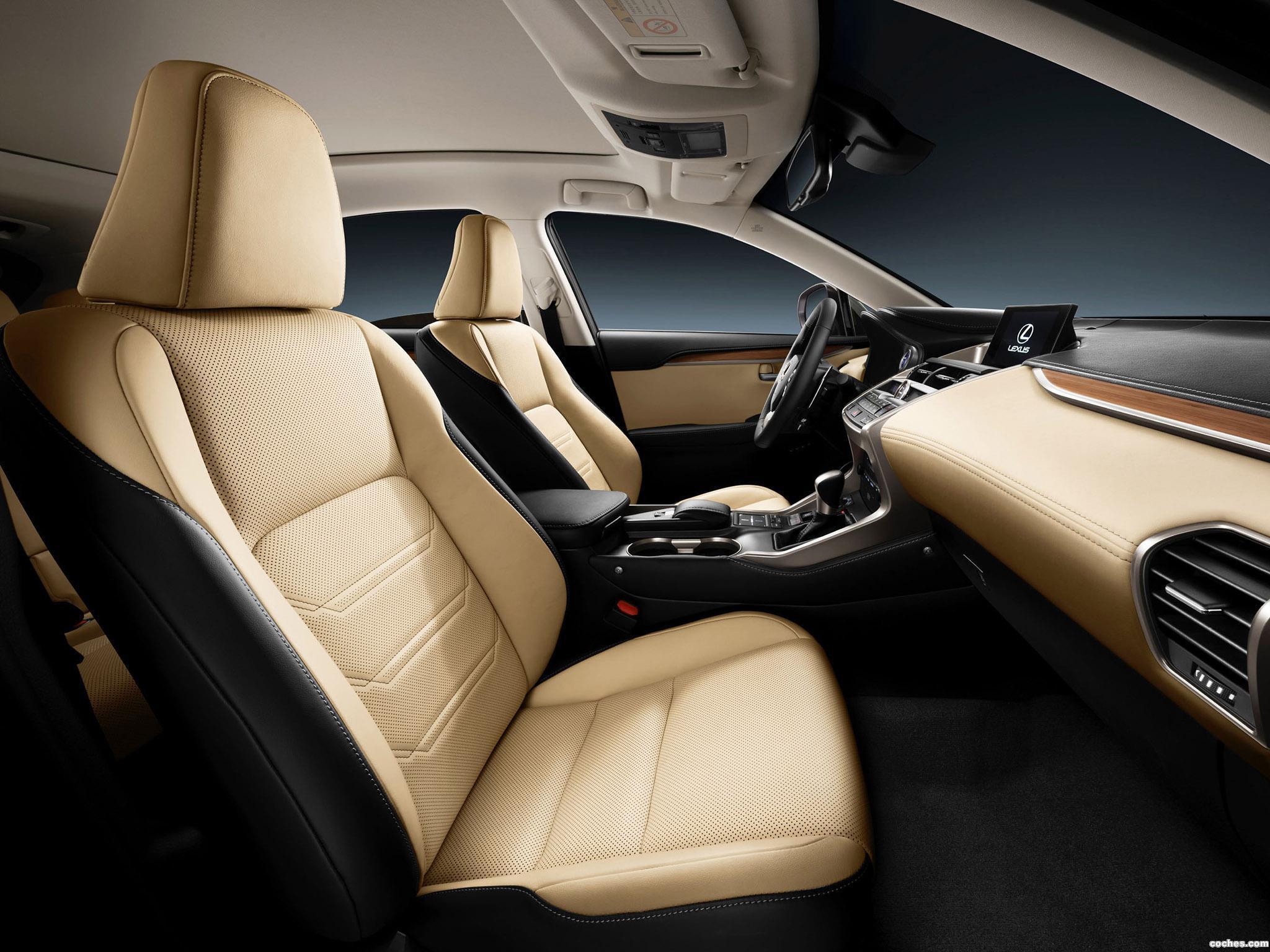 Foto 22 de Lexus NX 300h 2014
