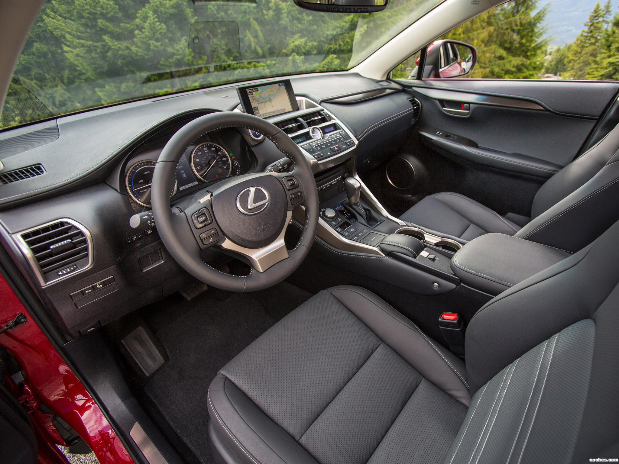 Foto 17 de Lexus NX 300h 2014