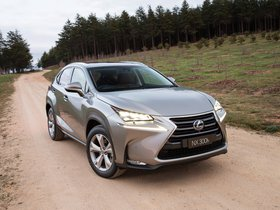 Ver foto 8 de Lexus NX 300h Australia 2014