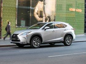 Ver foto 2 de Lexus NX 300h Australia 2014