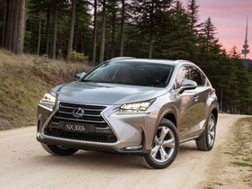 Fotos de Lexus NX 300h Australia 2014