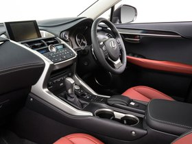 Ver foto 18 de Lexus NX 300h Australia 2014