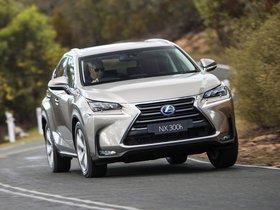 Ver foto 12 de Lexus NX 300h Australia 2014