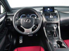 Ver foto 28 de Lexus NX 300h F-Sport 2014