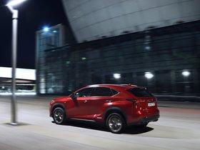 Ver foto 19 de Lexus NX 300h F-Sport 2014