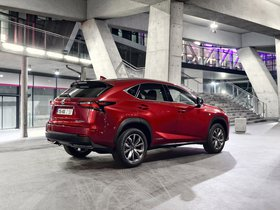 Ver foto 17 de Lexus NX 300h F-Sport 2014