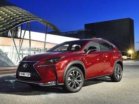 Ver foto 15 de Lexus NX 300h F-Sport 2014