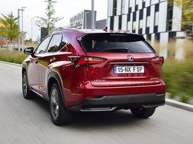 Ver foto 14 de Lexus NX 300h F-Sport 2014