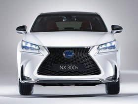 Ver foto 25 de Lexus NX 300h F-Sport 2014