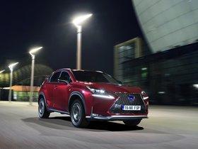 Ver foto 22 de Lexus NX 300h F-Sport 2014