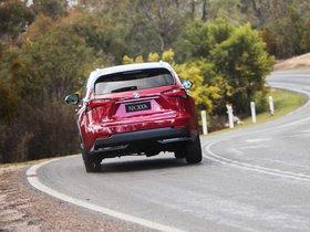 Ver foto 3 de Lexus NX 300h F-Sport Australia 2014