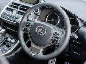 Ver foto 15 de Lexus NX 300h F-Sport UK 2014
