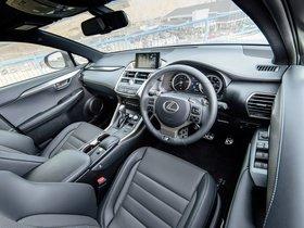 Ver foto 13 de Lexus NX 300h F-Sport UK 2014