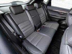Ver foto 12 de Lexus NX 300h F-Sport UK 2014