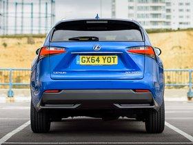 Ver foto 9 de Lexus NX 300h F-Sport UK 2014