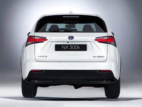 Ver foto 2 de Lexus NX 300h F-Sport 2014