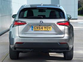 Ver foto 10 de Lexus NX 300h UK 2014