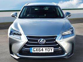 Fotos de Lexus NX 300h UK 2014