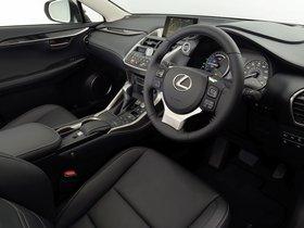 Ver foto 22 de Lexus NX 300h UK 2014