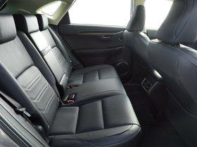 Ver foto 21 de Lexus NX 300h UK 2014