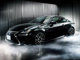 Ver foto 1 de Lexus RC 300h F-Sport Japan 2014