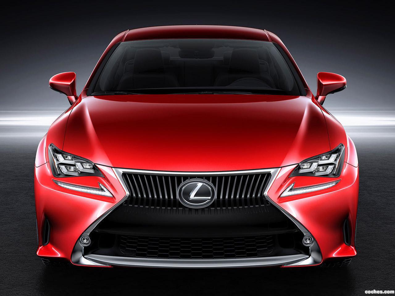 Foto 0 de Lexus RC 300h Japan 2014