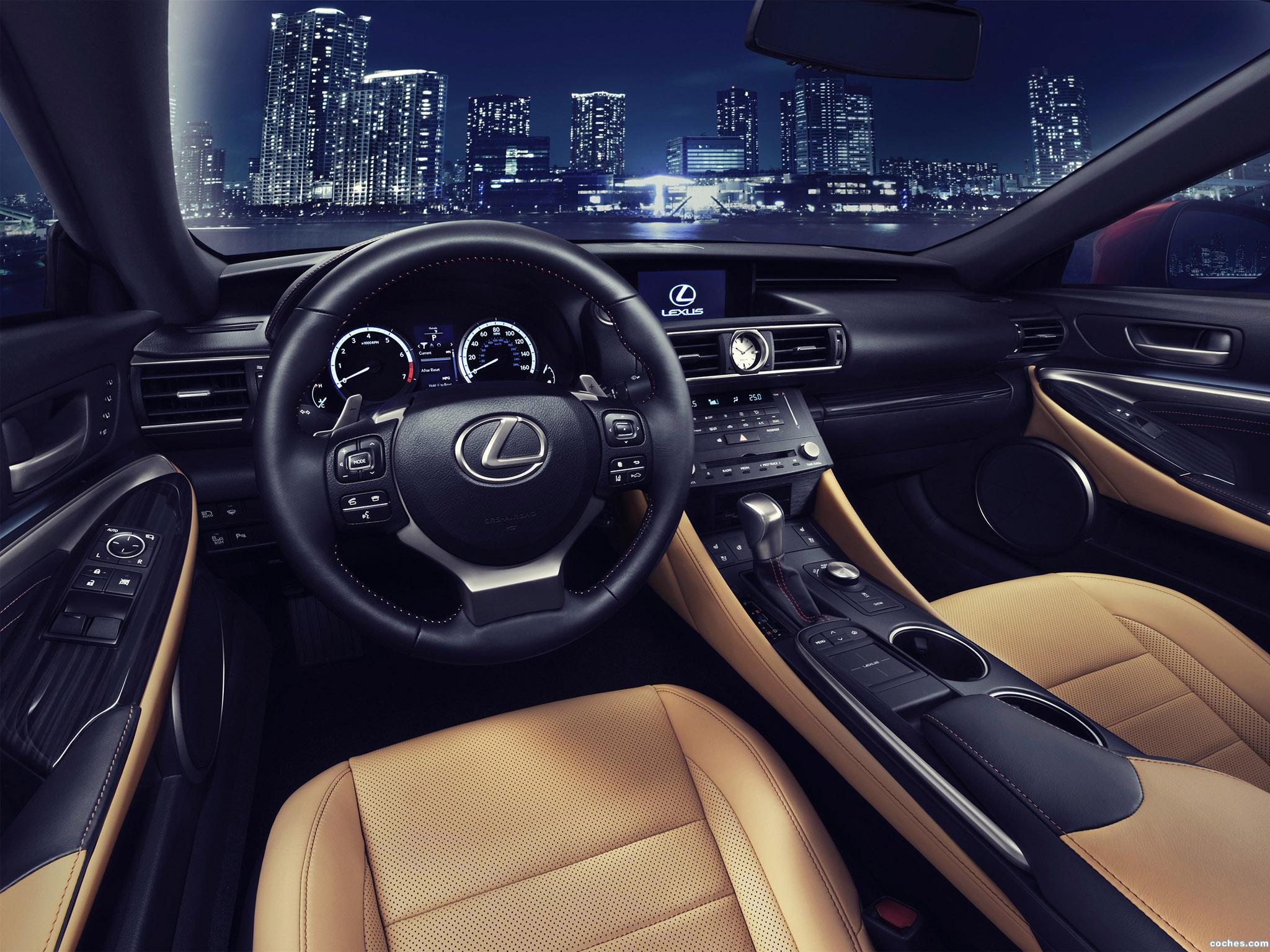 Foto 3 de Lexus RC 350 2014