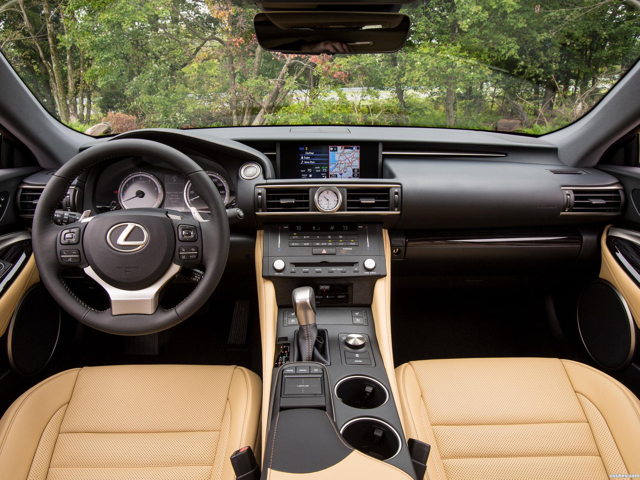 Foto 18 de Lexus RC 350 2014
