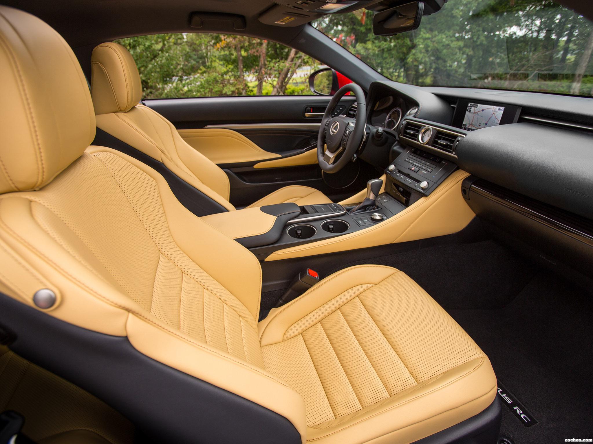 Foto 17 de Lexus RC 350 2014