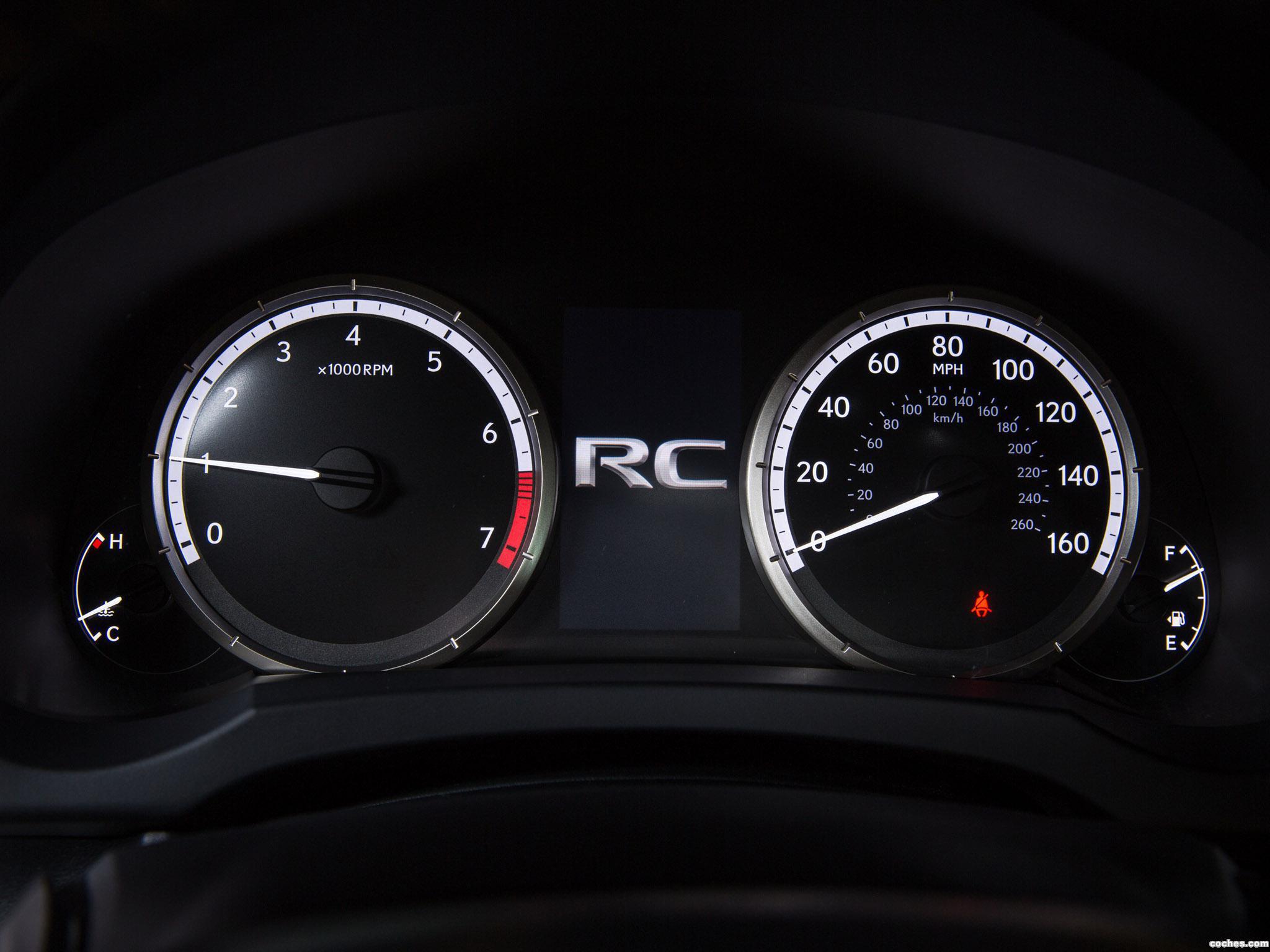 Foto 16 de Lexus RC 350 2014