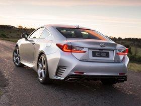 Ver foto 10 de Lexus RC 350 Australia 2014